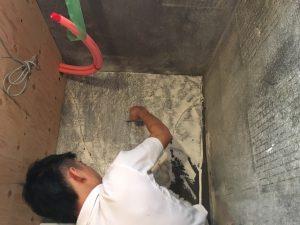 東京都立川市富士見町 団地  浴室リフォーム工事