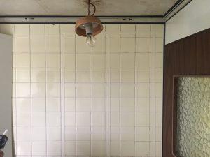 神奈川県横浜市羽沢町の団地にて、浴室リフォーム工事を行いました。