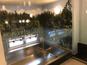 埼玉県川口市 浴室リフォーム専門店 寮の浴室改修工事