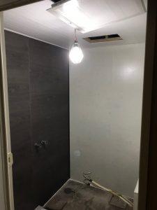 神奈川県茅ケ崎市 浴室改修工事